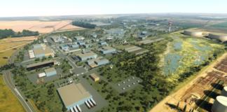 raffinerie de Reichstett