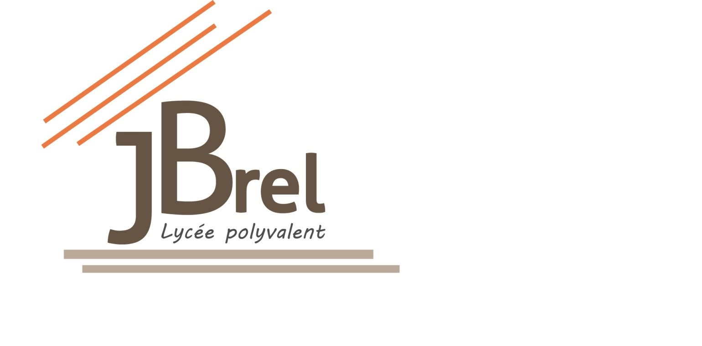 Logo Lycée J. Brel de Vénissieux