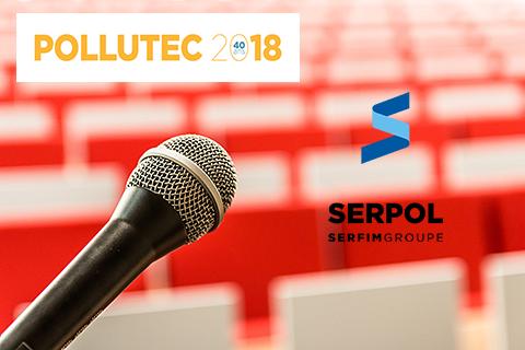 Conférences SERPOL Pollutec 2018