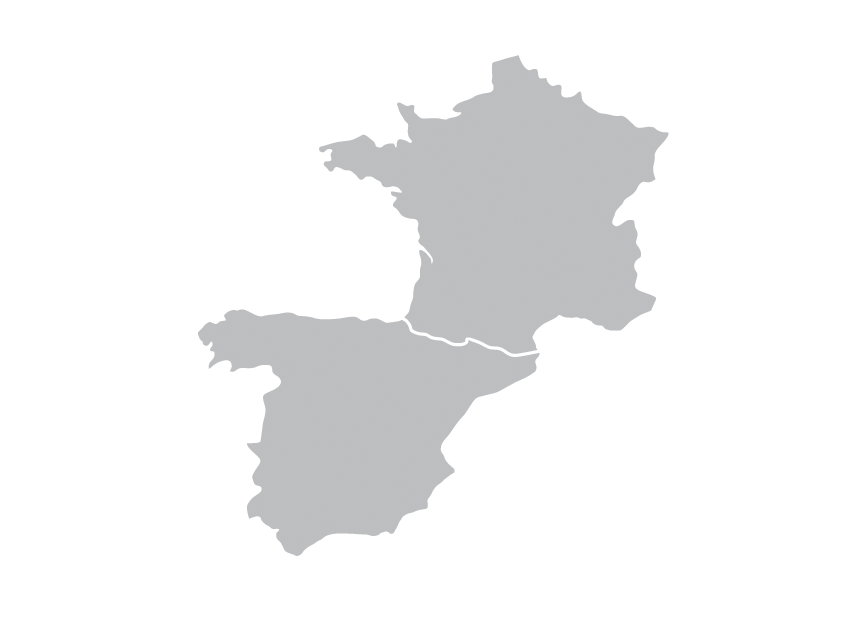 Carte France Espagne Serpol Serpol