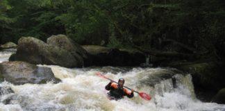 club Jeune kayak